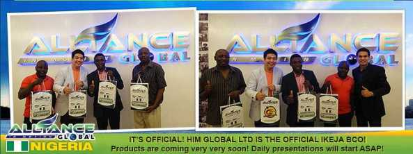 Aim global changing life